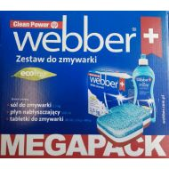 Zestaw do zmywarki WEBBER all in one - Zestaw do zmywarki WEBBER - megapack_webber.jpg